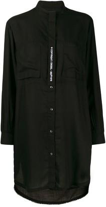 Diesel Chemisier Shirt Dress
