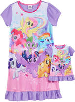 My Little Pony Nightgown with Doll Nightgown, Toddler Girls