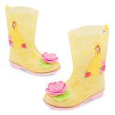 Disney Belle Rain Boots for Kids
