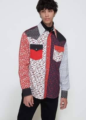Calvin Klein Bandana Shirt