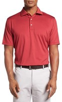 Peter Millar Men's Moisture Wicking Stretch Jersey Polo