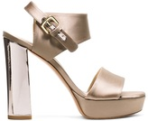 Stuart Weitzman The Partisan Sandal