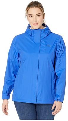 The North Face Venture 2 Jacket Plus Size (TNF Blue) Women's Coat