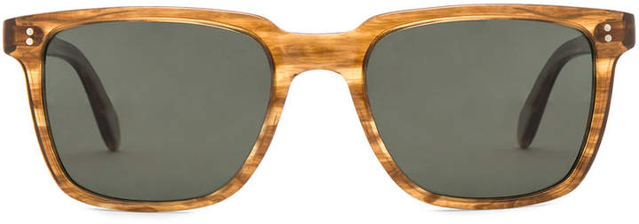 Oliver Peoples NDG 1 in Cedar | FWRD