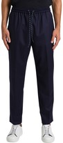Kenzo Tapered Cropped Joggers
