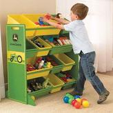 Kid Kraft John Deere® 12-Bin Storage Unit