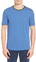 Lacoste Stripe Ringer T-Shirt