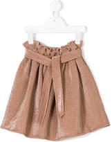 Opililai belted skirt