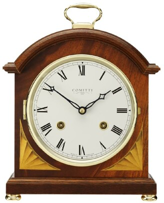 Comitti Regency Break Arch Table Clock