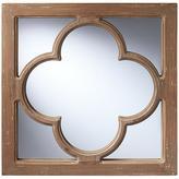 Antique Window Pane Wall Mirror