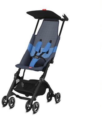 GB Pockit Air All-Terrain Stroller - Night Blue