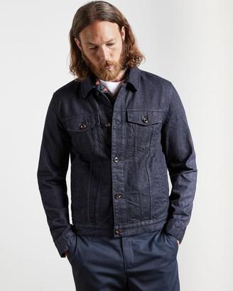 Ted Baker Cotton Denim Jacket