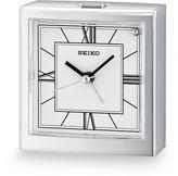 Seiko Carmelita Bedside Alarm Clock - QHE123SLH