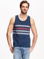 Old Navy Colorblock Stripe Tank for Men