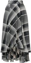Co plaid skirt