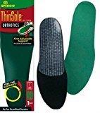 Spenco Thinsole 3/4 Arch (U.S Women Size 5-6)