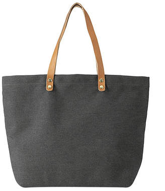Cathy's Concepts Cathy Concepts Personalized Washed Canvas Tote