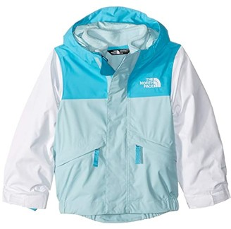 The North Face Kids Snowquest Triclimate (Toddler) (Windmill Blue) Kid's Coat
