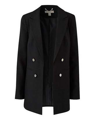 Jdw Mix and Match Black Edge to Edge Blazer