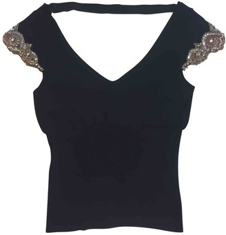Tracy Reese Black Top for Women
