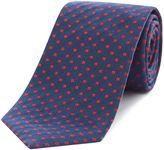 HUGO BOSS Silk Envelope Printed Tie