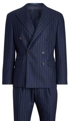 Ralph Lauren Polo Glen Plaid Wool Suit