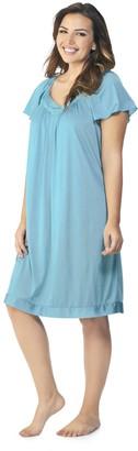 Exquisite Form Women's Coloratura Flutter Sleeve Gown 30109