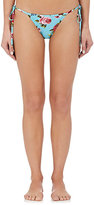 Dolce & Gabbana Women's Rose & Butterfly String Bikini Bottom