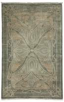 "Solo Rugs Shalimar Collection Oriental Rug, 4'1"" x 6'4"""