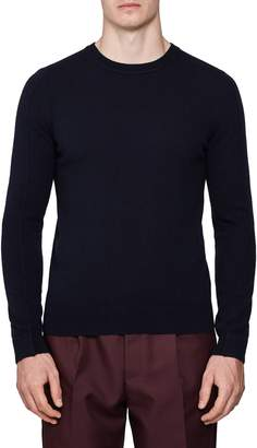 Reiss Jinks Slim Fit Crewneck Wool & Cashmere Sweater