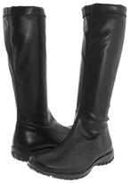 Primigi Jenna FW11 (Toddler/Youth) (Black Leather) - Footwear
