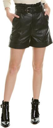 Walter Baker Velda Leather Short