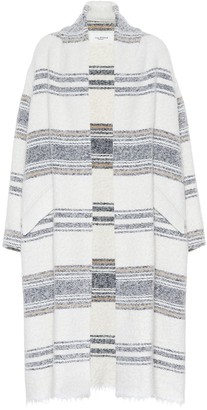 Isabel Marant, ãToile Faby striped maxi cardigan