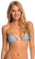 Vix Paula Hermanny Dune Piping Triangle Bikini Top 8148188