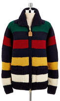 HBC Hudson'S Bay Company Mens Canadian Hand Knit Sweater