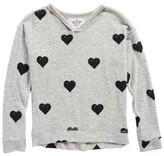 T2 Love Girl's Hachi Print Pullover