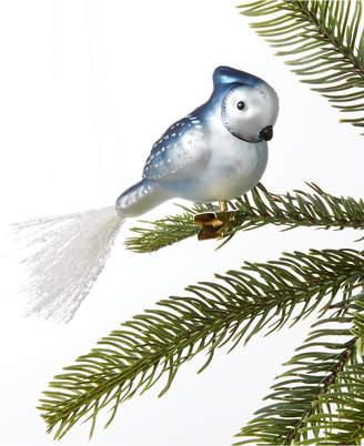 Holiday Lane Tea Party Bird Ornament