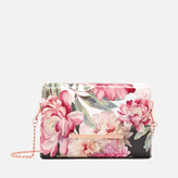 Ted Baker Women's Paige Painted Posie Cross Body Bag - Baby Pink