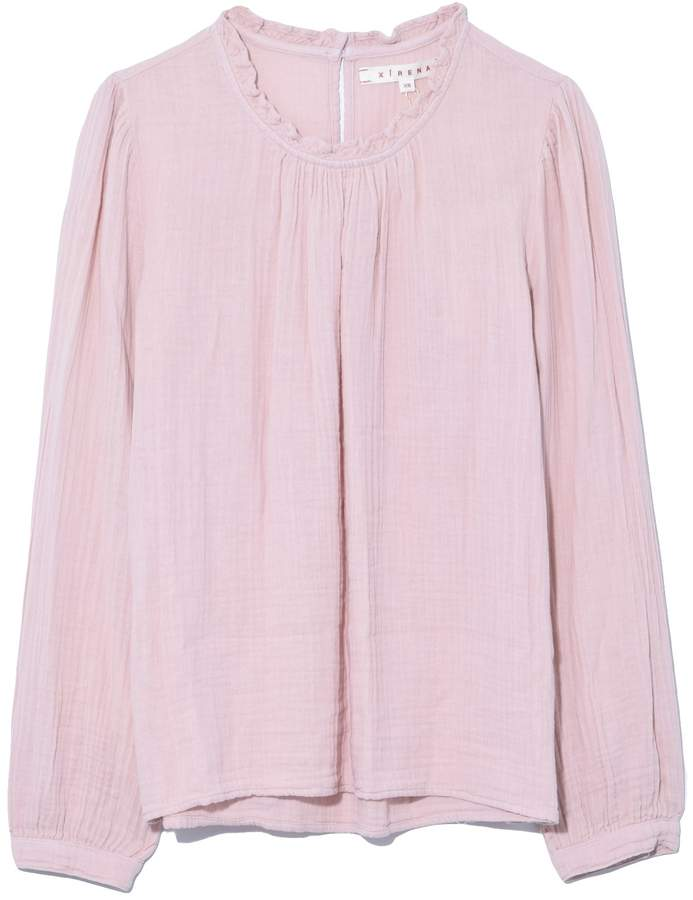 XiRENA Fayth Top in Angel Pink