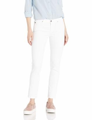 AG Jeans Women's Prima Mid-Rise Skinny Fit Cigarette Leg Ankle Jean