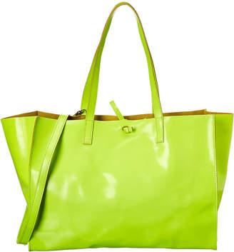 Jijou Capri Colette Leather Tote