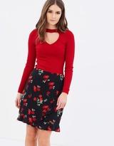Review Philomena Rose Skirt