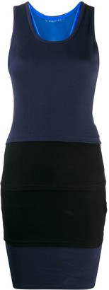 Y/Project fitted tank dress