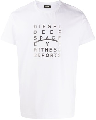 Diesel T-Diego-J8 relaxed-fit T-shirt