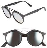 Ray-Ban 49mm Gatsby Round Sunglasses
