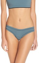 Commando 'Active' Perforated Sport Thong