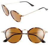 Ray-Ban Women's 'Icon' 49Mm Sunglasses - Vintage Tortoise