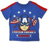 Marvel Boys' Short-Sleeve Graphic T-Shirt