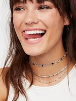 Free People Pacific Stone Spike Choker