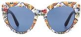 Dolce & Gabbana Cat-eye Sunglasses